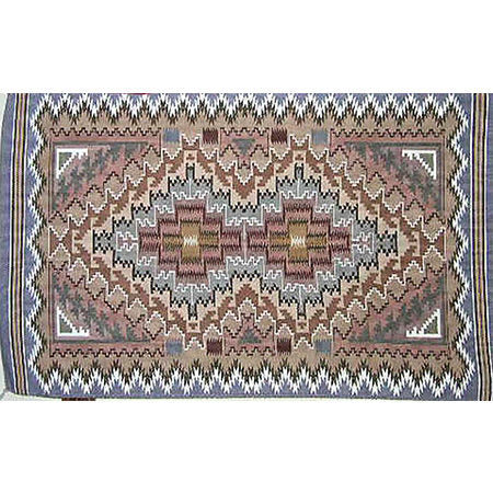 Picture for category Burntwater Style Navajo Rugs
