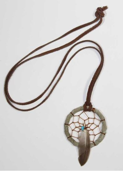 Picture of NATIVE AMERICAN DREAM CATCHER NECKLACE