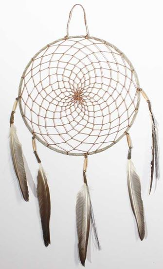 Picture of NATIVE AMERICAN DREAM CATCHER 10
