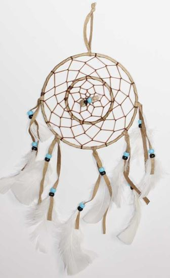 Picture of NATIVE AMERICAN DREAMCATCHER DOUBLE 06