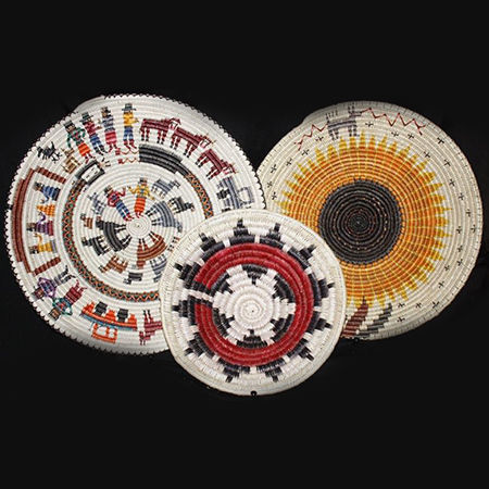 Picture for category Native American & Navajo Indian Baskets