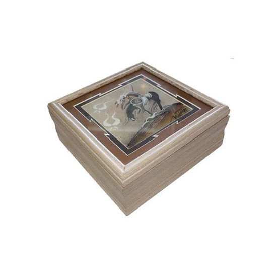 Picture of NAVAJO SANDPAINTING BOX 88G