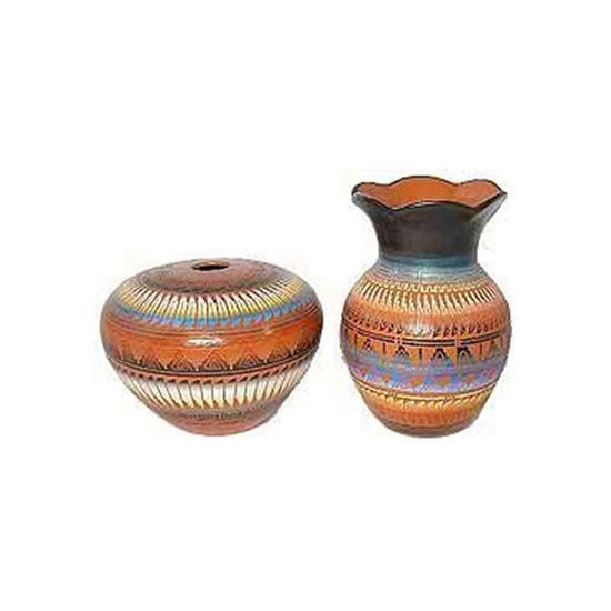 Picture of NAVAJO ETCHED POTTERY 135