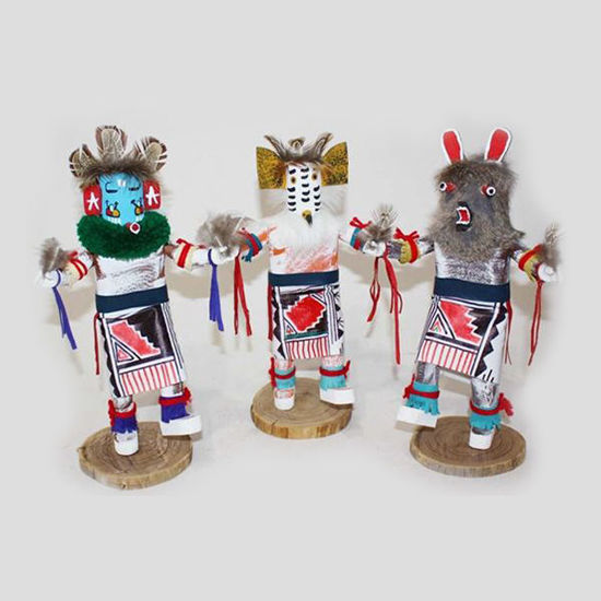 Picture of NAVAJO KACHINA DOLL 60