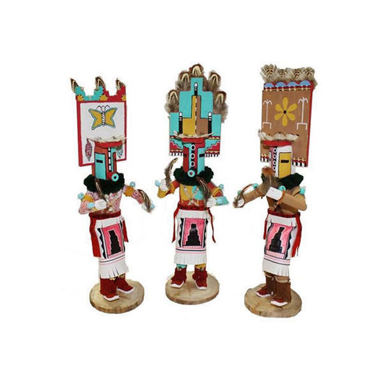 Picture of NAVAJO KACHINA DOLL 69