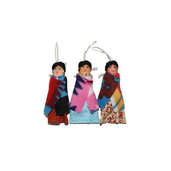 Picture of CLOTH DOLL 21ORN