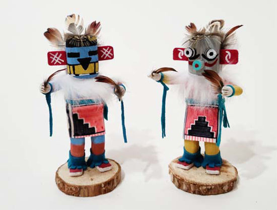 Picture of NAVAJO KACHINA DOLL 030