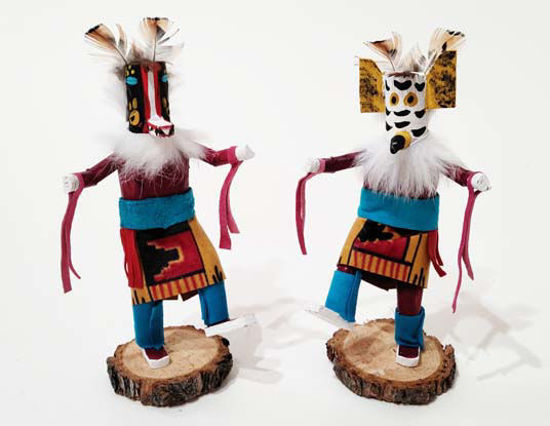 Picture of NAVAJO KACHINA DOLL 033