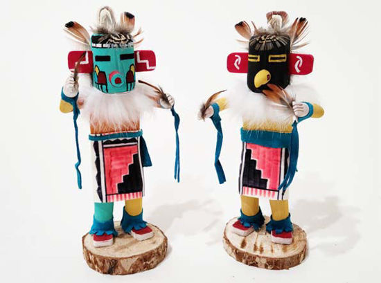 Picture of NAVAJO KACHINA DOLL 045