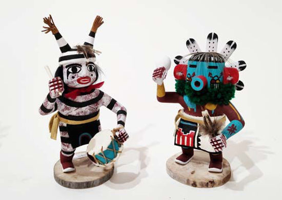 Picture of NAVAJO KACHINA DOLL AB120