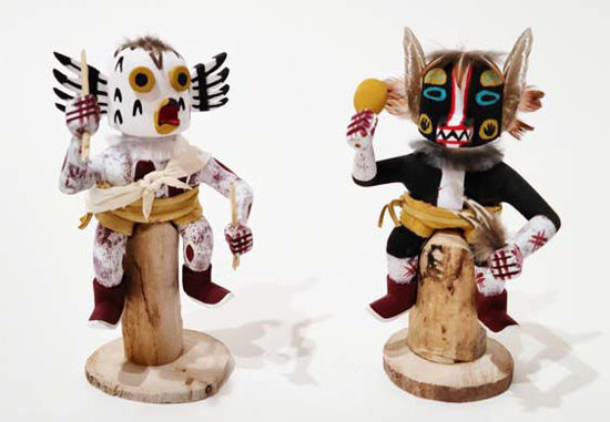 Picture of NAVAJO KACHINA DOLL AB135
