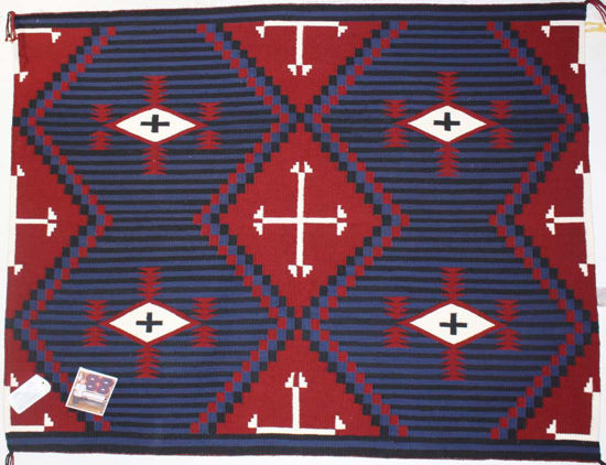 Picture of Chief Navajo Rug ND
