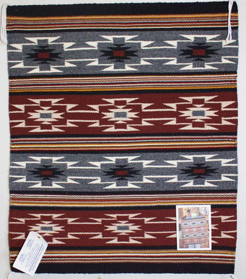 Picture of Navajo Chinle Rug IG